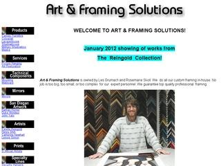 Art & Framing Solutions