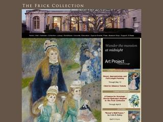 The Frick Collection and Frick Art Reference Library