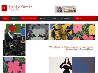 Hamilton Selway Fine Art