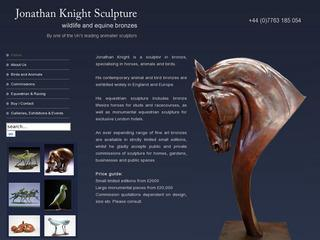 Jonathan Knight Sculpture