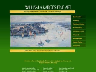 William A. Karges Fine Art