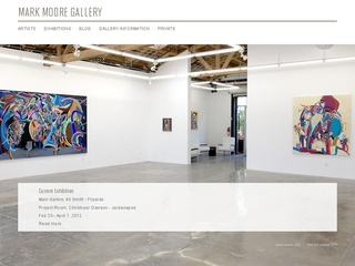 Mark Moore Gallery