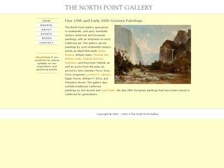 The North Point Gallery