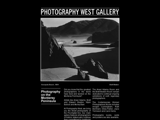 Photography West Gallery