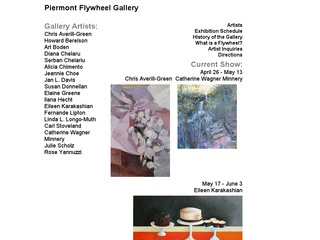 Piermont Flywheel Gallery