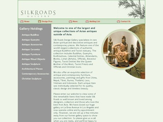 Silk Roads Design Gallery