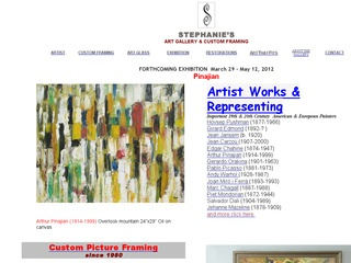Stephanie's Art Gallery & Custom Framing