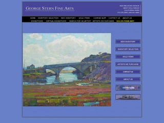 George Stern Fine Arts